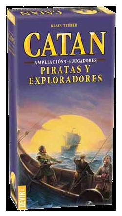 Ampliacion Piratas y exploradores 2018