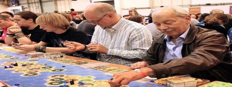 juego de mesa de estrategia